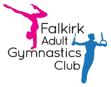 The 'crinklies' gather at Falkirk School of Gymnastics (nearly) every Sunday ...